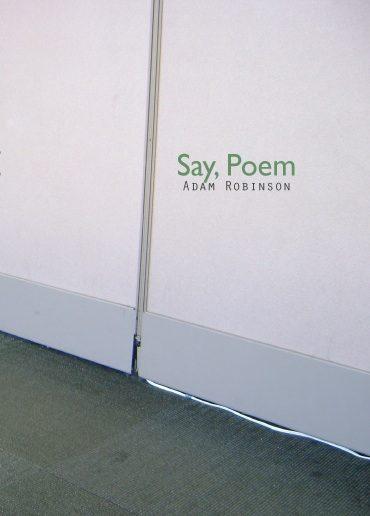 SayPoem Cover