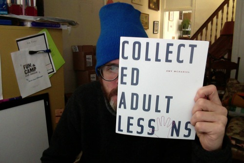 Amy McDaniel's Collected Adult Lessons