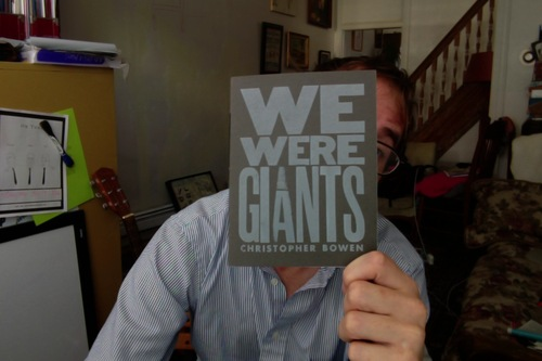 We Were Giants by Christopher Bowen